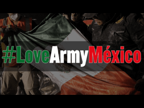 #LOVEARMYMEXICO