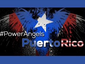 #POWERANGELS PUERTO RICO