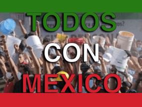 TODOS CON MEXICO